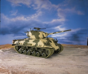 M4-A3 Sherman Tank (Camouflage)