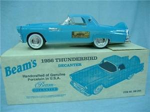 1956 Ford Thunderbird Decanter