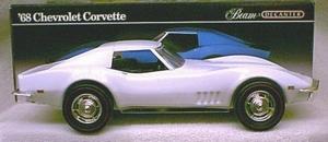 1968 Corvette Decanter