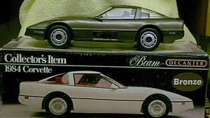 1984 Corvette Decanter