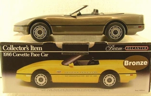 1986 Corvette Convertible Decanter