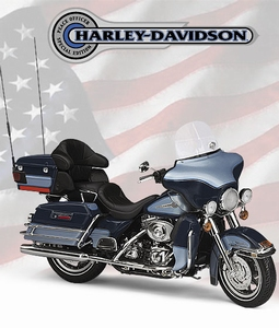 Harley Davidson Ultra Classic Peace Officer