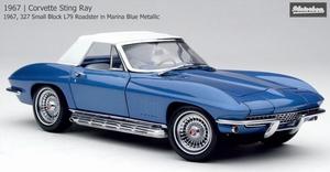 1967 Corvette Sting Ray Roadster