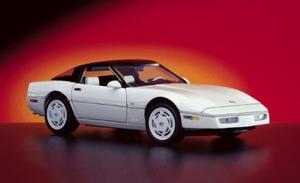 Corvette 1988 Coupe ( 35th Anniversary )