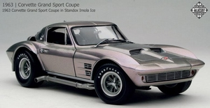 1963 Corvette Grand Sport Coupe