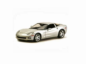 2005 Corvette C6 Coupe (1:12)