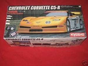 Corvette C5-R Pure Ten EP Alpha2 4WD