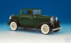 1932 Ford V-8 Deuce Coupe