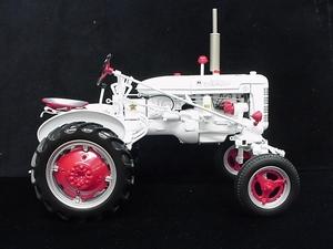 Farmall Super A DemonstratorTractor