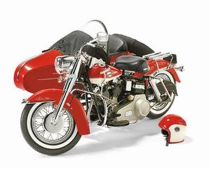 1965 Harley Davidson Electra Glide + Sidecar