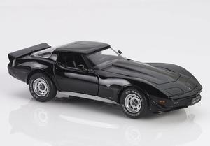 1979 Corvette Coupe (zwart)