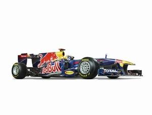 F1 2011 Red Bull Showcar _M.Webber