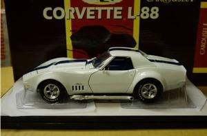 1969 Corvette L-88 GM Test Car