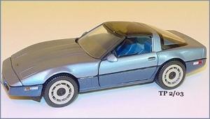 1984 Corvette Sport Coupe