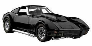 1969 Corvette L-88 Coupe