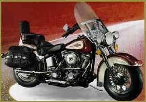 1989 Harley Davidson Heritage Softail Classic