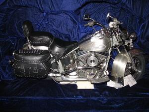 1986 Harley Davidson Heritage Softail (1:5)_pewter