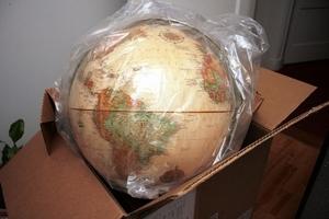 Replogle Globe 40cm Antique Ocean