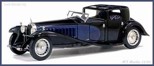 1930 Bugatti Royal Coupe Napoleon