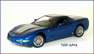 2004 Corvette Commemorative Edition