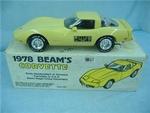 1978 Corvette Decanter (geel)