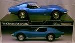 1968 Corvette Decanter (blauw)