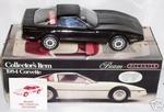 Corvette 1984 Convertible (zwart)