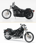 2006 Harley Davidson Softail Night Train