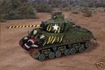 M4-A3 Sherman Tank ( Korea Tiger)