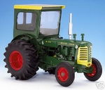 Oliver Super 99 Tractor met cabine