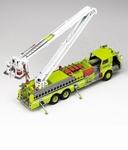 Pierce Snorkel Ladder Truck