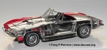 1967 Corvette  Sting Ray _Clear Cast