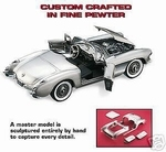 Corvette 1957 Fuelie (pewter)