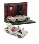 1959 Corvette_ Barn Find Diorama