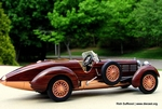 1924 Hispano Suiza Tulipwood Speedster
