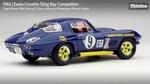 1966 Corvette Sting Ray Penske_Sebring #9