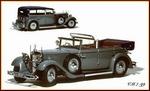 1931 Mercedes-Benz TYP 770 Cabriolet F
