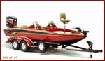 2000 Ranger Comanche Boat