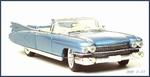 1959 Cadillac Eldorado Biaritz