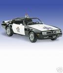 1977 Pontiac Police Trans Am